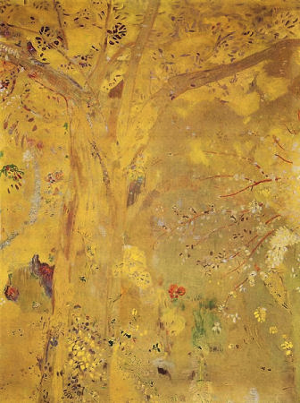 Yellow Tree Redon