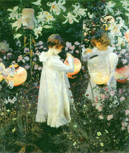 Sargent Carnation Lily Lily Rose